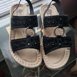 Earth Spirit Ladies Sandals
